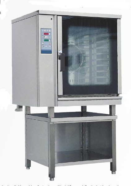 Convection gas ovens / gastronomy